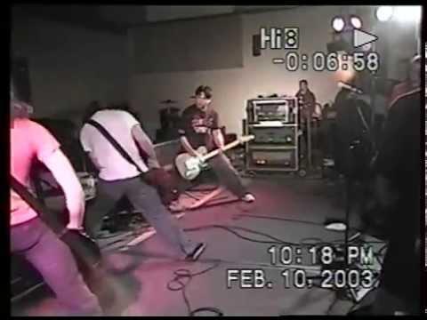 Ace Troubleshooter Live @ The Aquarium 2003