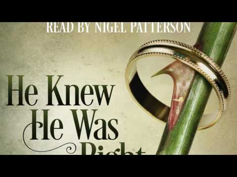 He Knew He Was Right by Anthony Trollope, read by Nigel Patterson