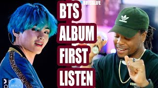 BTS | Map Of The Soul: Persona Album First Listen Reaction | Thank you for 500k!!!