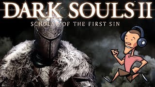 DARK SOULS 2 NOOB! LET