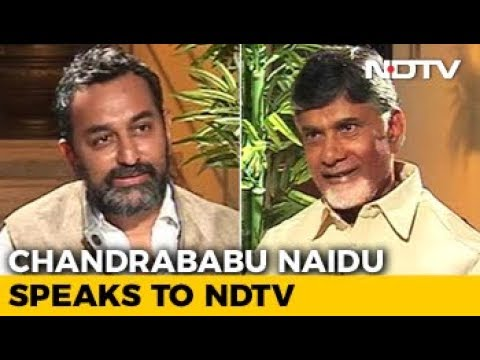 """""""Is This Cooperative Federalism?"""" Chandrababu Naidu On Amit Shah Letter"""