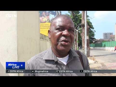 Mutinous soldiers cut off Cote d'Ivoire's second largest city