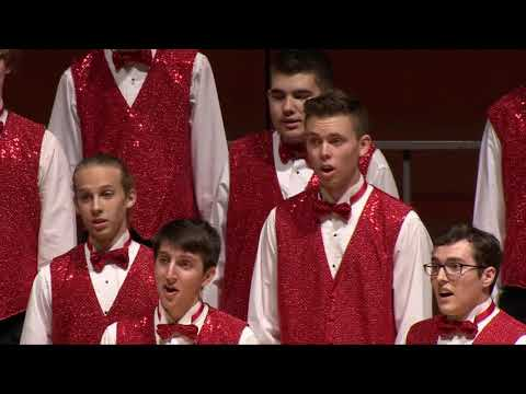 Chandler High School Men's Choir - Sweet Adeline