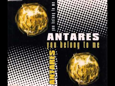Antares   You Belong To Me European Radio Mix EURODANCE