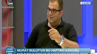 Murat Bulut ile Kitapsız Dönmesin Dünya | Şair Turgut Toygar (30.06.2020)