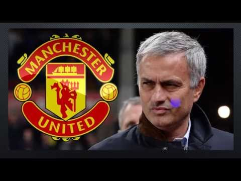 Jose Mourinho Signs As Man United Manager