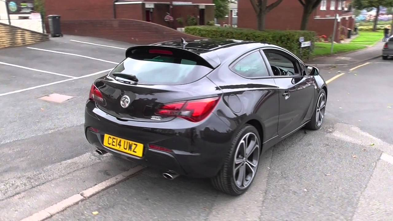 vauxhall astra gtc 1 6t 16v limited edition 3dr u12741 youtube. Black Bedroom Furniture Sets. Home Design Ideas