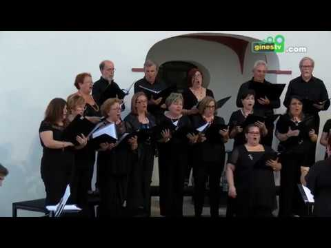 El Molino se llenó de la mejor música con un completo concierto de la Coral Polifónica de Gines