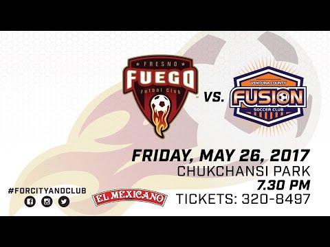 Fresno Fuego vs. Ventura County Fusion