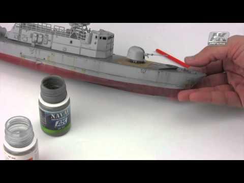 AK303 GREY WASH FOR KRIEGSMARINE SHIPS