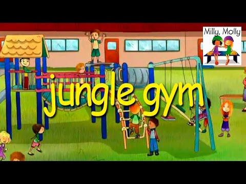 Milly Molly | Jungle Gym | S1E23