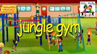 Milly Molly | Jungle Gym | S1E23