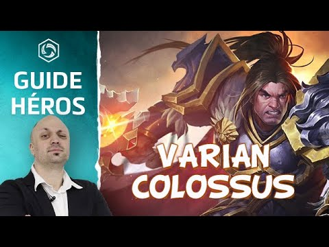 [HotS] Guide/Tuto Varian Colossus - Build Pro