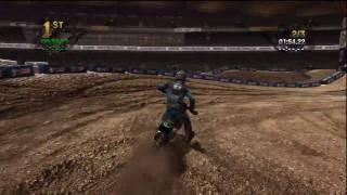 MX vs ATV reflex supercross gameplay HD