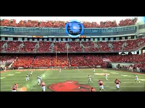 2010 Alabama Crimson Tide vs Arkansas Razorbacks