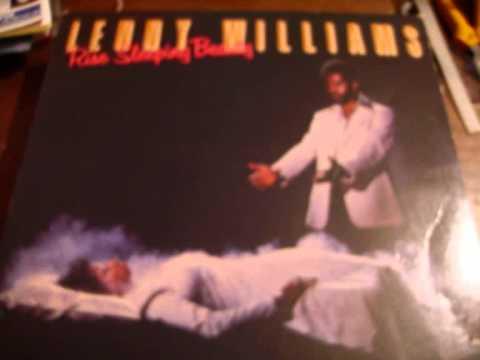 Lenny Williams - Loving Station.wmv