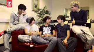 One Direction - Video Diary Part 1