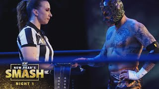 Was Fenix Able to Capture the AEW World Championship? | AEW New Year's Smash Night 1, 1/6/21