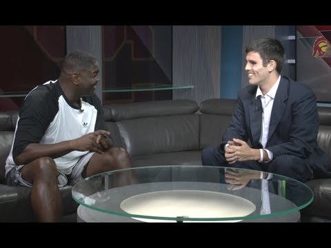 Keyshawn Johnson Discusses USC Football Expectations and Legacy