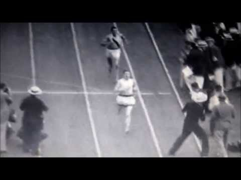 Mile WR:Jack Lovelock,1933