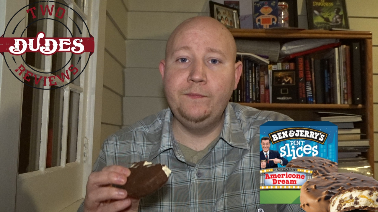 Ben Jerry S Americone Dream Pint Slices Tdr Solo Review Youtube Of anything good on tv, at least i'll still be able to drown my sorrows in a pint of americone dream. ben jerry s americone dream pint slices tdr solo review