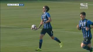 PRIMAVERA 1: Atalanta - Chievo Verona 3-1