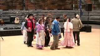 Chikasha Poya: We Are Chickasaw - Stomp Dancers 3