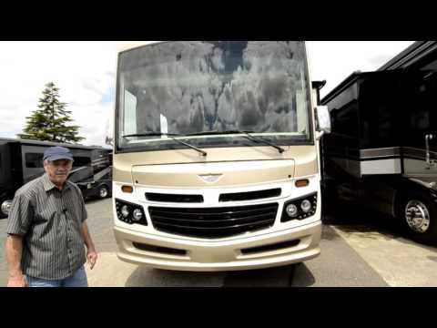 The RV Corral 2017 Fleetwood Bounder 33C STOCK# NA935