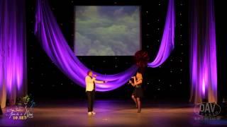 Михаил Мазунин и Ксения Висладос(Концерт