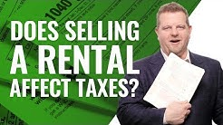 Selling Rental Property and Taxes (Investment Property Depreciation Recapture?)