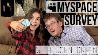 Myspace Survey with John Green // #5MFU