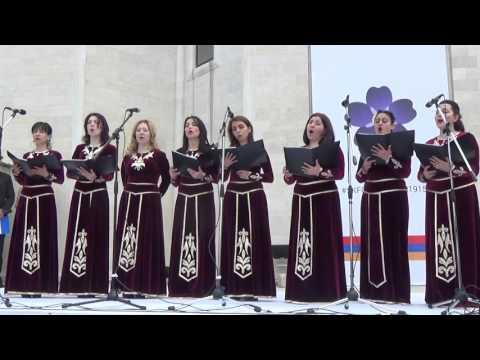 В Ставрополе почтили память жертв геноцида армян