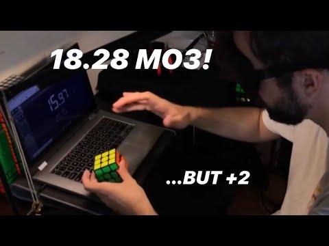 18.94 3BLD mo3 with a +2 :(((