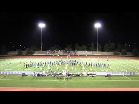 West ranch high school wildcat marching band 2015