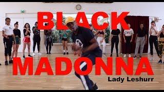 Lady Leshurr | Black Madonna | Choreography Olivia Bertero & Greg Cophy