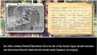 "1960 - Apr.27 - American Ambassador says ""Takeshima is Japanese/non..."
