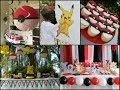 DIY Pokemon Birthday Party Ideas