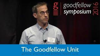 Goodfellow Unit Symposium 2016 - Rob Shieff - Managing side effects of antidepressant medication