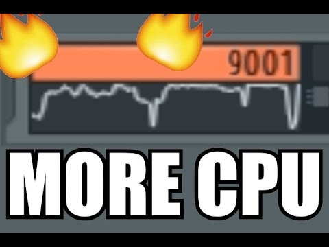 How to Save CPU in FL Studio [ULTIMATE GUIDE]