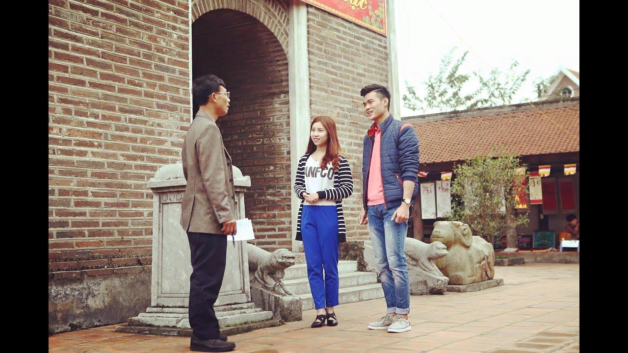 Tìm về nguồn cội – Chùa Dâu (Bắc Ninh)