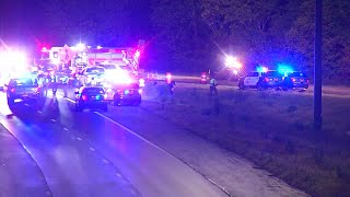 Download Video RAW VIDEO: Scene of I-40 crash that killed teen girl, injured 2 other people MP3 3GP MP4