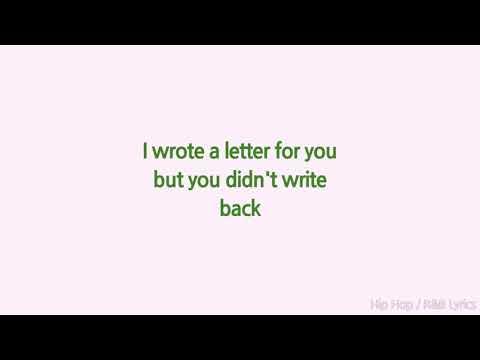 Lil Peep - Love Letter (Lyrics)
