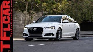 2016 Audi A6 Review: Fuel Efficient, Fun & Fast?