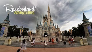 Walt Disney World in a Hurricane - All 4 Parks! Dorian: The Storm that Mostly Missed