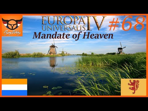 EU4 Mandate of Heaven - Dutch Empire - ep68