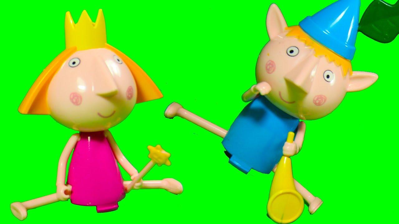 Купить маленькое королевство бена и холли. Интернет-магазин игрушек. Доставка по всей беларуси.