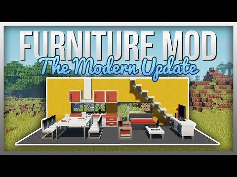 ✔️ MrCrayfish's Furniture Mod: The Modern Update! (Showcase)