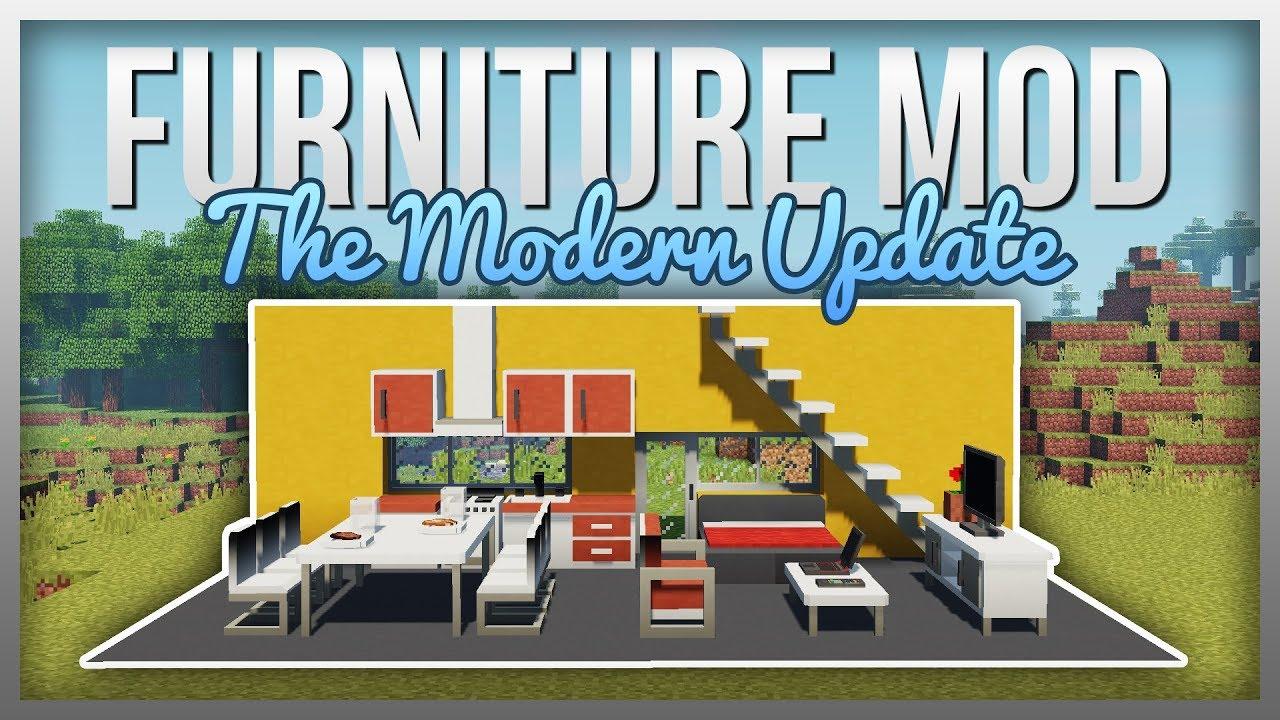 Mrcrayfish S Furniture Mod Mods Minecraft Curseforge