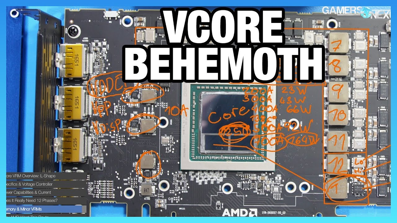 Vega 56 Review: BIOS Mods, Undervoltage, HBM vs  Core OC