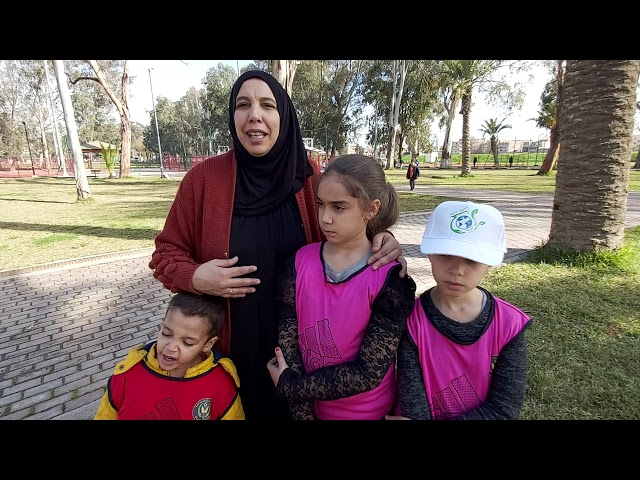 تصريح السيدة هجيرة حلاس مكلفة بالإعلام على مستوى مديرية الغابات لولاية الجزائر